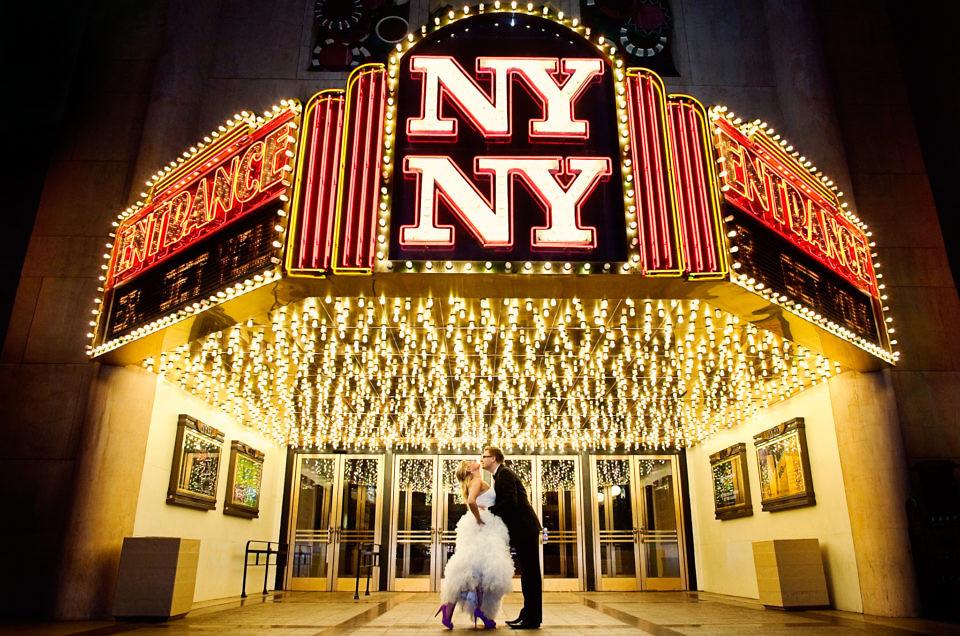 Sesja ślubna – Las Vegas i Wielki Kanion