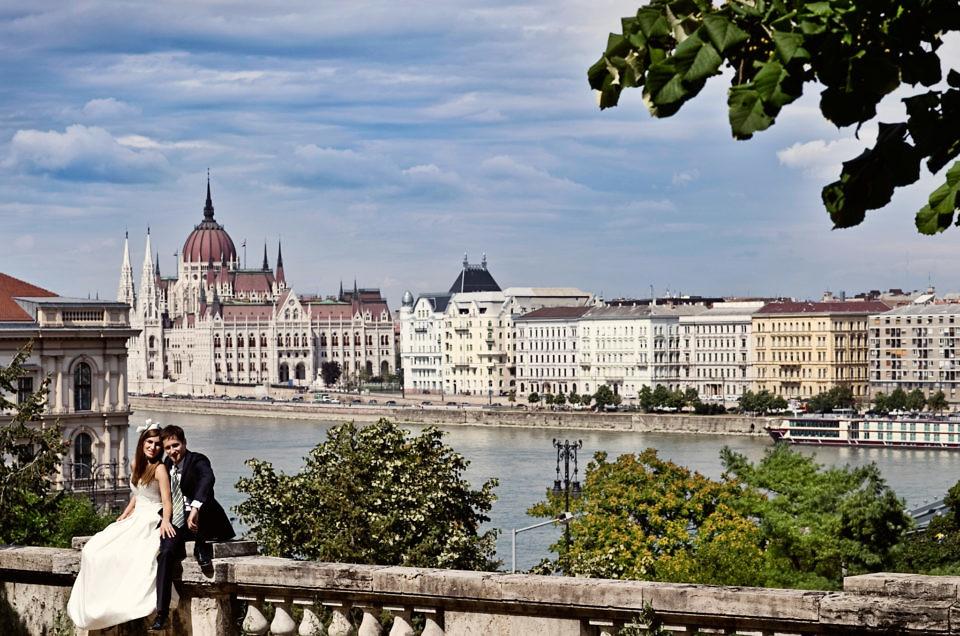 Sesja ślubna Budapeszt