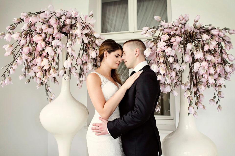 Ślub w Pałacu Romantycznym