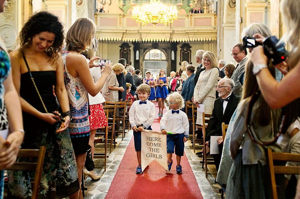 Dziecko naślubie, czyli zadania dla malucha