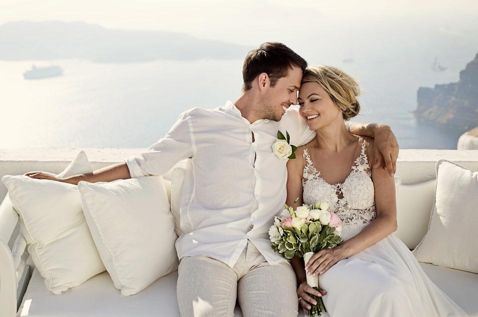 Plener ślubny wGrecji – poradnik