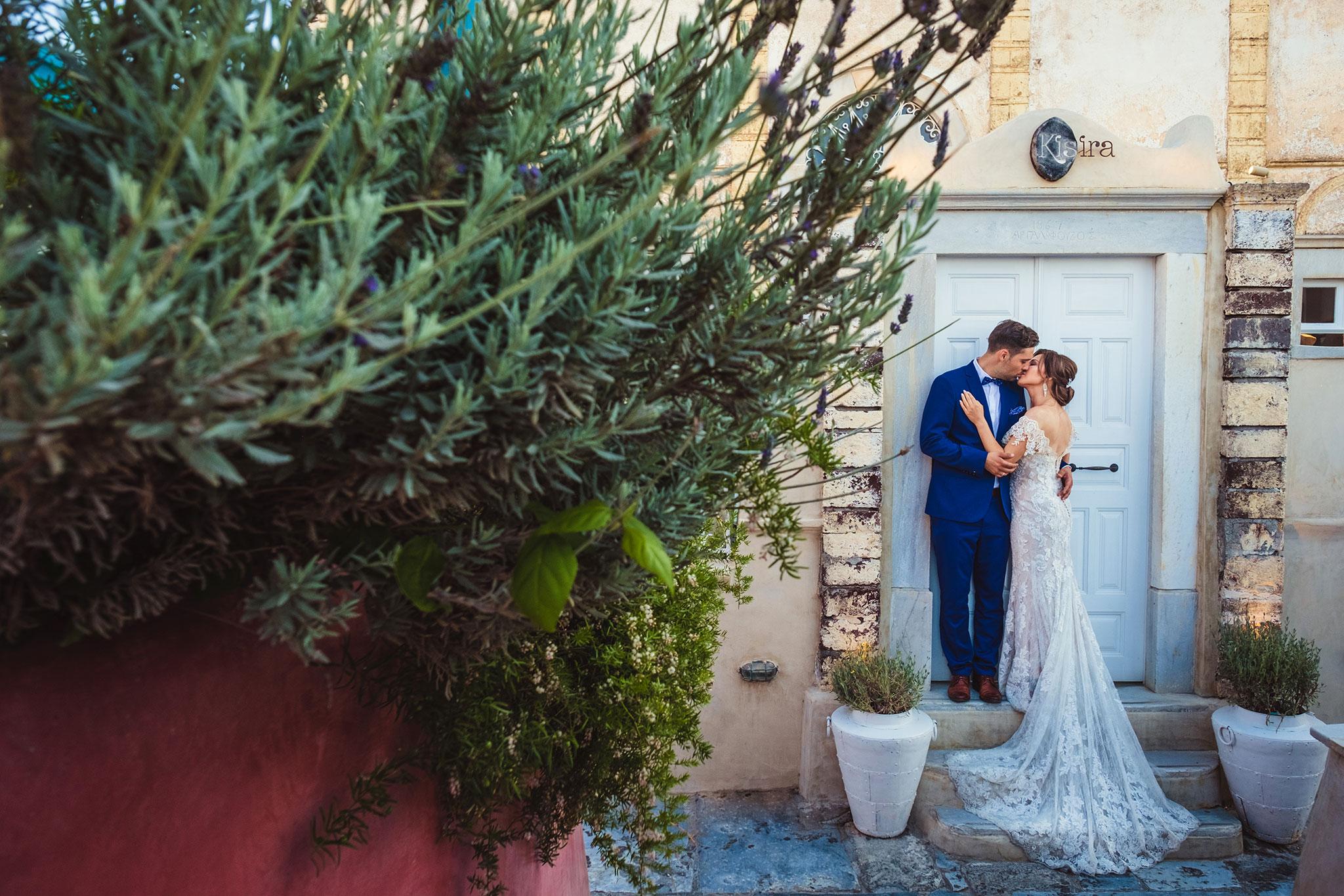 sesja ślubna w Grecji